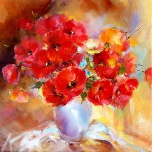 Мастер-класс по живописи масляными красками