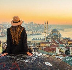 Экскурсионный Стамбул! Заезд 19. 04. 2018 на 5 дней от 29 400 руб! Туроператор Меридиан, 211-11-55, 211-11-77