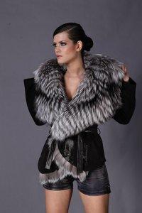 Кожаные куртки с мехом: «DENGIZ» представляет весеннюю коллекцию
