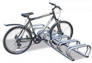 Изготовление велопарковки на заказ с доставкой в Ярославскую область