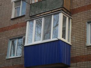 Хотите балкон Вы себе застеклить-вариантов есть много! Осталось решить!