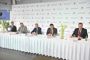 Организация пресс-конференций