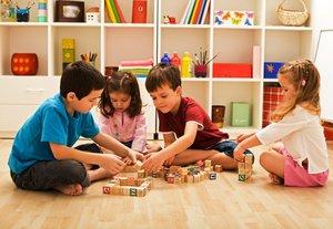 Детское развитие с года до школы