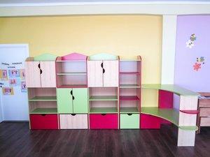 У нас вы можете купить мебель для детского сада
