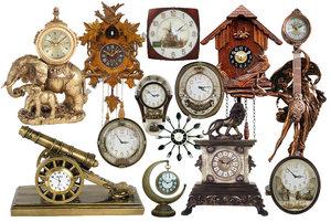 Интерьерные часы. Купить интерьерные часы в Орске. Напольные часы, настольные часы, настенные часы, будильники