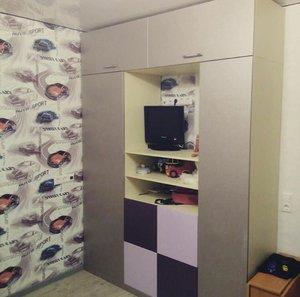Шкаф купе в Тюмени, примеры, фото и цены.