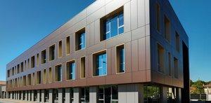 Вентилируемые фасады: полный комплекс работ