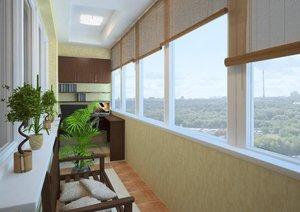 Выгодные цены на балконы и лоджии. Обращайтесь!