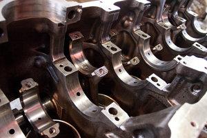 Диагностика и ремонт двигателей грузовиков