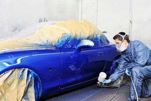 Кузовной ремонт и покраска от 4 700 рублей за 1 элемент c гарантией 1 год