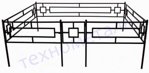Изготовление оград на заказ