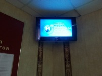 Видеореклама в маршрутках Оренбурга