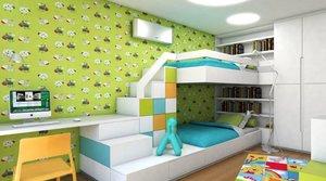 Детские на заказ: выгодная цена и возможность выбора дизайна