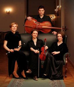 Ансамбль старинной музыки «Gnessin Baroque»