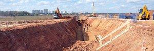 Наша компания осуществляет строительство инженерных сетей