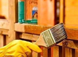 Уход за мебелью из дерева и покрытиями для экстерьера
