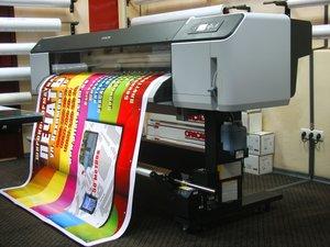 Печать баннеров в короткие сроки в Вологде