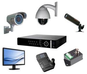 Заказать или купить систему видеонаблюдения в Вологде