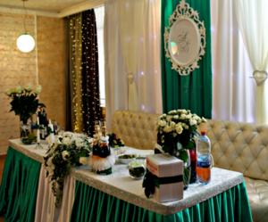 """Отмечаем свадьбу в ресторане """"Bazilic""""!"""