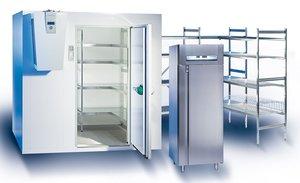 Поставка и монтаж холодильного оборудования для магазинов