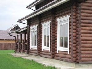 Изготовление окон в деревянный дом любых размеров