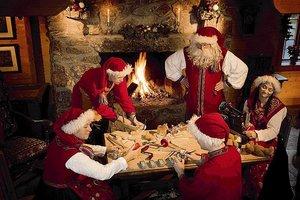 Мастерская Санта Клауса