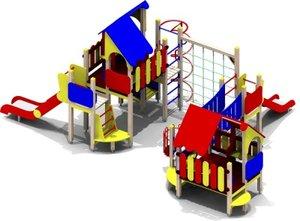 Все для обустройства детской площадки