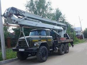 Арендовать автовышку на базе ЗИЛ-131 в Орске