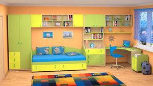 Детская мебель на заказ в Орске