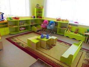 Производство мебели для детского сада