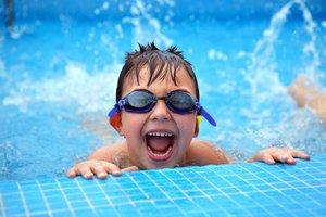 Спортивные каникулы в бассейне «Ква - Ква»
