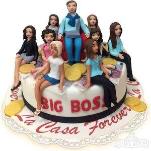 Корпоративные торты на заказ в Орске