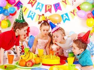Детский день рождения в кафе в Череповце