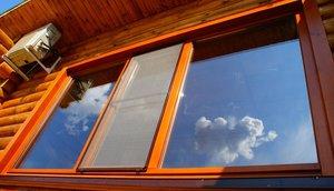 Заказать окна в деревянный дом