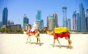 Объединенные Арабские Эмираты от 18 500! Вылет из Новосибирска 27 мая на 6 дней!