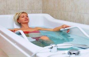Домашние минеральные ванны в Череповце