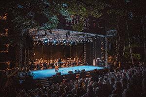 В Ясной Поляне завершился театральный фестиваль Толстой Weekend