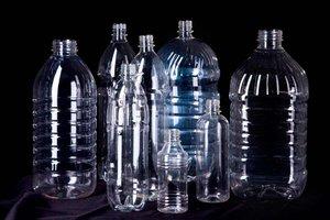 Заказать ПЭТ-бутылки с доставкой до места