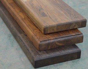 Изготовление деревянной доски подоконной в Вологде