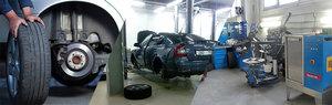 """""""Шиномонтаж-Дисконт"""" предлагает организациям, предприятиям и фирмам комплексное обслуживание автомобилей по шиномонтажу"""