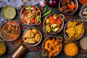 Ресторан индийской кухни GANGA