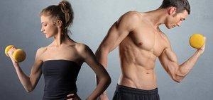 Программа тренировок для сушки мышц тела