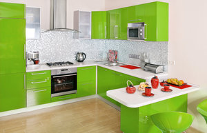 Угловая кухня в Череповце