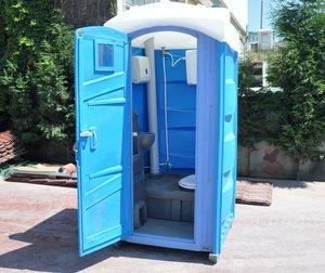 Аренда туалетных кабинок с обслуживанием