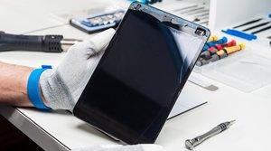 Замена экрана на цифровых устройствах