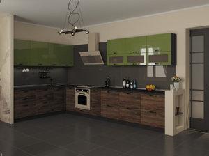"""Заказать кухню в Туле в компании """"Уютный дом"""" - выгодно и удобно!"""