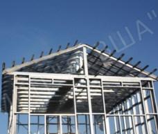 Строительство быстровозводимых зданий (система ЛСТК) в Туле