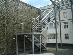 Изготовление металлических лестниц в Орске