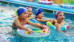 Бассейн для занятий по плаванию в Вологде