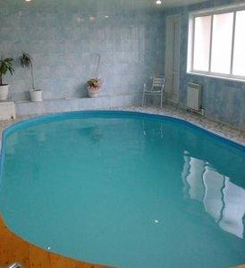 Баня с бассейном в Туле - бронируйте сейчас!